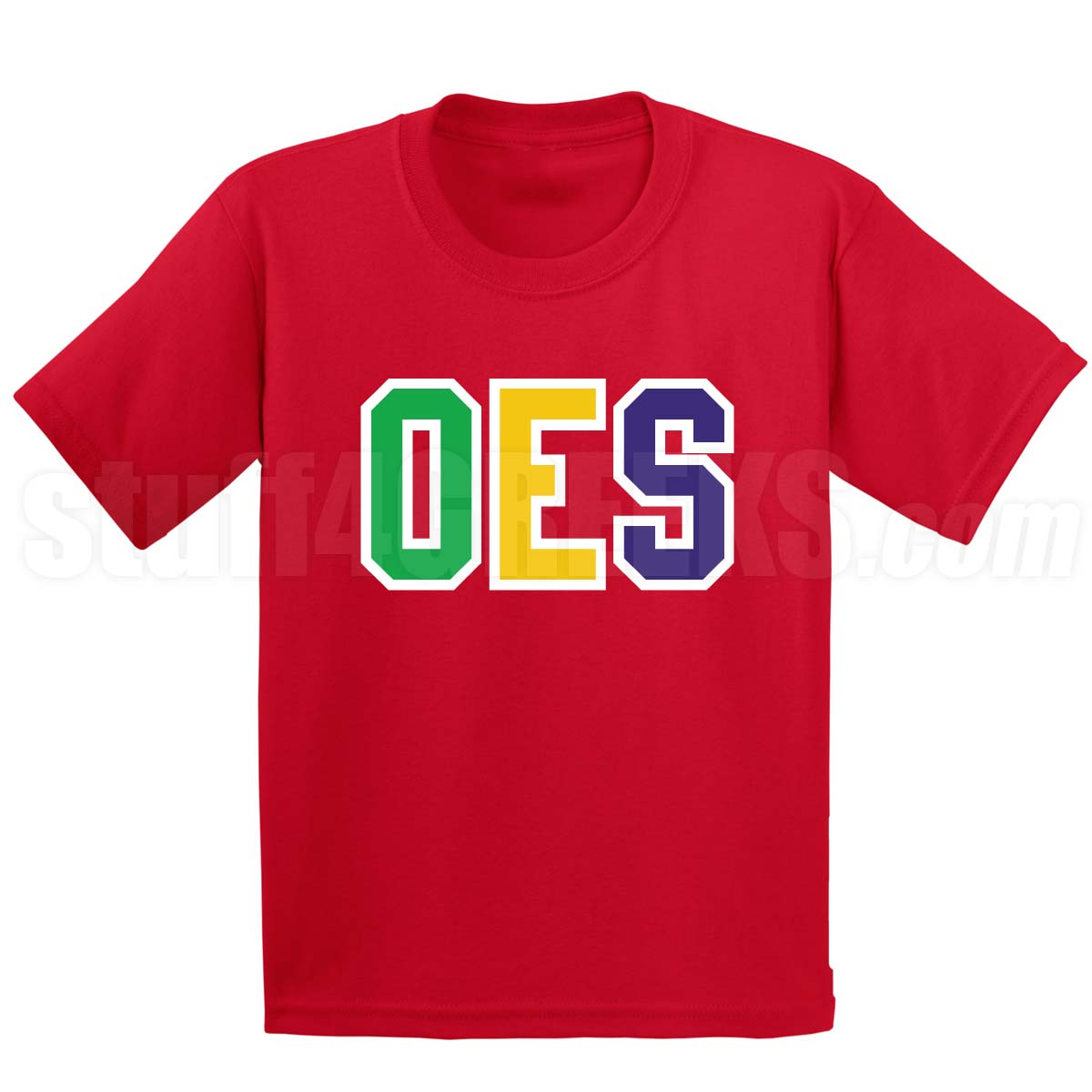 Oes screen printed t shirt for Order screen printed shirts