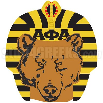 Alpha Sphinx Bear Icon