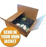 Send In Your Own Jacket to Get It Customized