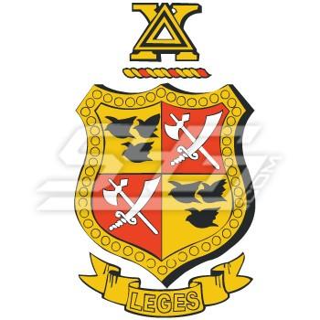 Delta Chi Crest Icon