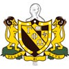 Gamma Phi Omega Fraternity Crest
