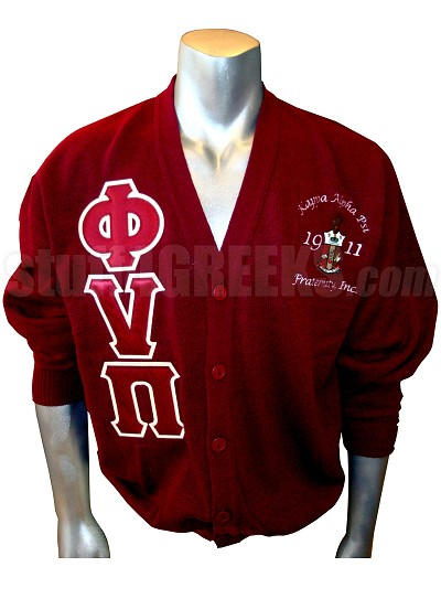 kappa alpha psi fraternity sweaters bronze cardigan. Black Bedroom Furniture Sets. Home Design Ideas