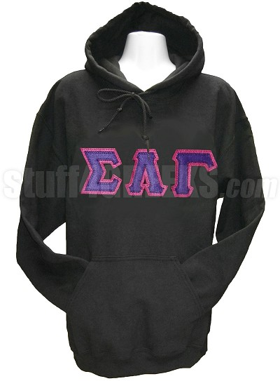Our premium-quality custom Greek apparel is a step above what you'll typically find in the campus bookstore. From our custom sorority letter sweatshirts and T-shirts to our embroidered pullovers, our vibrant designs and great styles will help you stand out in a crowd.