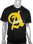 Alpha phi alpha shirts for Single shirt screen printing