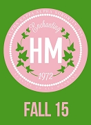 Alpha Kappa Alpha - Eta Mu Chapter Fall 15 Line Jacket