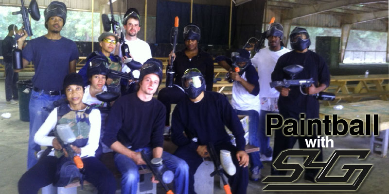 Paintball cover
