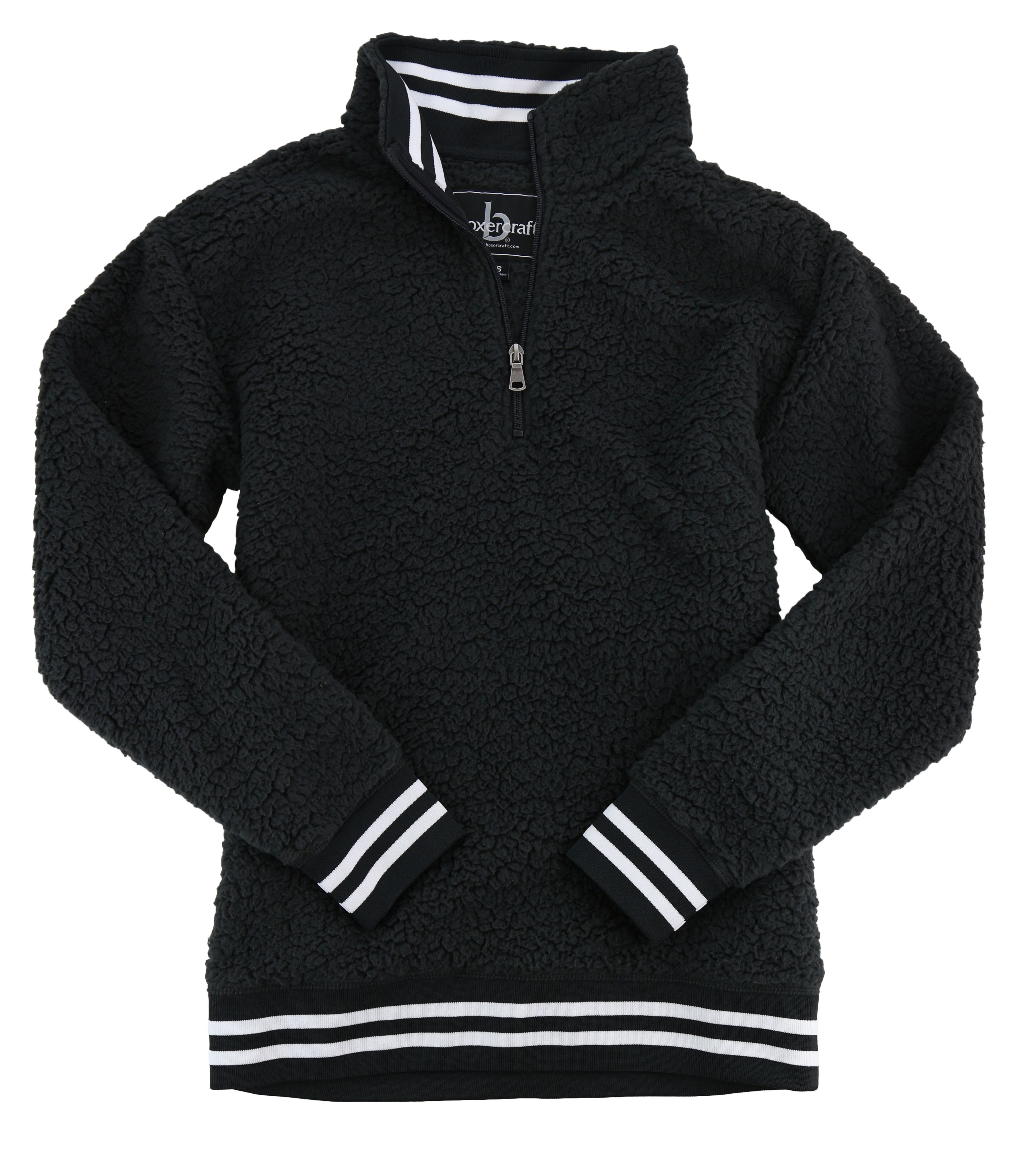 APhi Embroidered Sherpa Sweatshirt Alpha Phi Sherpa Quarter Zip Pullover