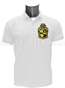 Alpha Phi Alpha Large Crest Polo Shirt