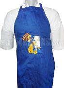 Sigma Gamma Rho Joker Apron, Royal Blue