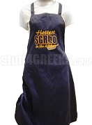 Sigma Gamma Rho Hottest SGRho in the Kitchen Apron, Blue