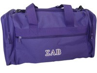 Sigma Lambda Beta Duffel Bag