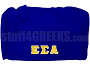 Epsilon Sigma Alpha Duffel Bag, Royal Blue