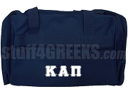 Kappa Alpha Pi Duffel Bag, Navy Blue