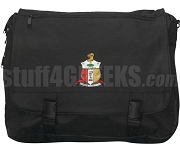 Kappa Alpha Psi Laptop Computer Bag, Black