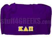 Kappa Delta Pi Duffel Bag, Purple