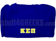 Kappa Sigma Pi Duffel Bag, Royal Blue