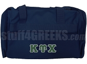 Kappa Upsilon Chi Duffel Bag, Navy Blue