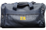 Sigma Rhomeo Duffel Bag, Navy Blue