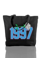 Theta Nu Xi 1997 Founding Year Tote Bag