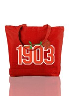 Sigma Alpha Iota Fouding Year Tote Bag