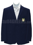 Alpha Psi Rho Blazer Jacket with Crest, Navy Blue