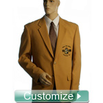 Custom Mens Fraternity Blazer