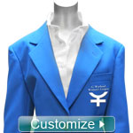 Personalized Ladies Blazer