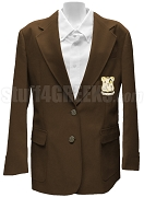 Delta Tau Lambda Brown Blazer - DISCONTINUED
