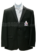 Gamma Sigma Tau Blazer Jacket with Crest, Black