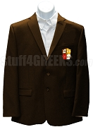 Lambda Upsilon Lambda Brown Blazer - DISCONTINUED