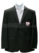 Mu Epsilon Delta Men's Blazer Jacket with Crest, Black