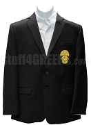 Phi Chi Epsilon Blazer Jacket with Crest, Black
