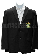 Phi Eta Psi Blazer Jacket with Crest, Black
