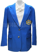 Tau Beta Sigma Crest Blazer Jacket, Royal Blue