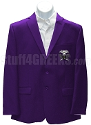 Theta Pi Psi Blazer Jacket with Crest, Purple