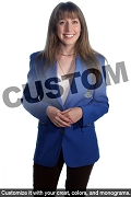 Custom Ladies Sorority Blazer