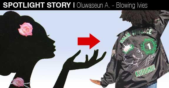 Oluwaseun A. - Blowing Ivies