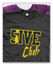 Five Club T-Shirts