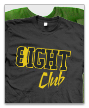 Eight Club T-Shirts