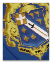 Alpha Phi Omega Patches