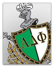 Alpha Delta Phi Dog Tags