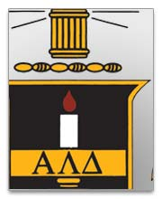 Alppha Lambda Delta Dog Tags