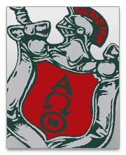 Alpha Omega Theta Dog Tags