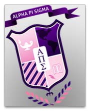 Alpha Pi Sigma Dog Tags