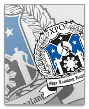 Chi Rho Omicron Dog Tags