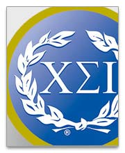 Chi Sigma Iota Dog Tags