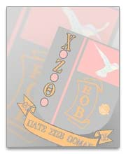 Chi Zeta Theta Dog Tags