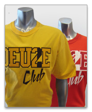 Deuce Club T-Shirts