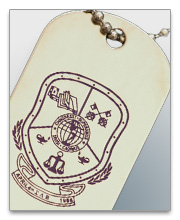 Sigma Lambda Beta Dog Tags