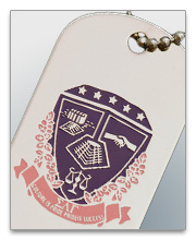 Sigma Lambda Gamma Dog Tags